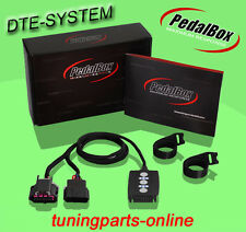 DTE Systems Power Converter Pedalbox Tuning Mercedes Citan 112 BlueEFFICIENCY