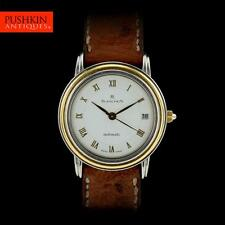GENUINE BLANCPAIN 18K GOLD & STEEL LADIES AUTOMATIC WATCH 158