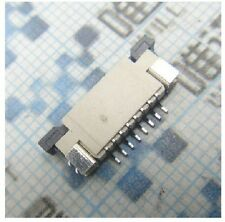 5pcs FFC/FPC connector 8pin pitch 1.0mm top contact