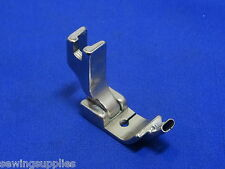 """INDUSTRIAL SEWING MACHINE TUBE FOOT FOR CORDING, ELASTIC, RIGHT SIDE, SIZE 1/8"""""""