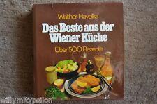 Walther Havelka: Das Beste aus der Wiener Küche. Über 500 Rezepte