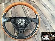 ALFA 166 WOOD STEERING WHEEL 98-03