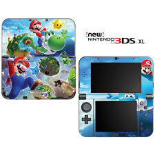 Super Mario Galaxy Yoshi for New Nintendo 3DS XL Skin Decal Cover