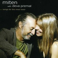 Songs For The Inner Lover - Deva & Miten Premal (2005, CD NEU)