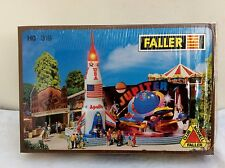 FALLER HO Scale (1/87) 319 JUPITER Farground Roundabout  with MOTOR         KIT