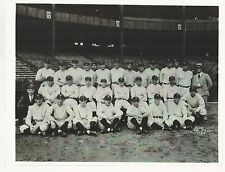 1926 NEW YORK YANKEES TEAM PICTURE including Babe Ruth - 8 X 10 PHOTO
