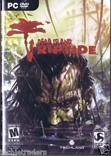 Dead Island Riptide (PC, 2013)  Factory Sealed Cellophane