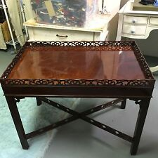 Kindel Winterthur Collection Townshed Tea Table