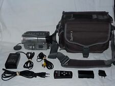 Canon PAL G2000 PAL G2000E 8mm Video8 Camcorder VCR Player Video Transfer