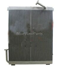 Aluminum Hydraulic oil cooler,Radiator,intercooler for Komatsu PC600 excavator