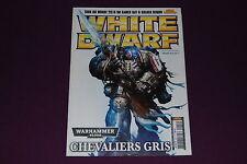 WHITE DWARF 204 - Avril 2011 - Warhammer, 40000 40k & Seigneur des Anneaux