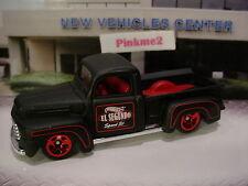 2016 HOT TRUCKS Exclusive 1941 FORD F1 truck☆Black; El Segundo☆LOOSE Hot Wheels
