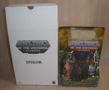 Masters of the Universe Classics Spikor with original box Factory Sealed