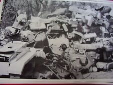 50'S 60'S PEDAL CAR JUNK YARD  12 X 18 LARGE PICTURE  PHOTO
