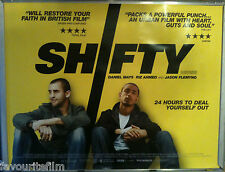 Cinema Poster: SHIFTY 2009 (Quad) Riz Ahmed Daniel Mays Jason Flemyng