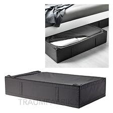 ikea aufbewahrungsboxen f r den wohnbereich mit unterbett ebay. Black Bedroom Furniture Sets. Home Design Ideas