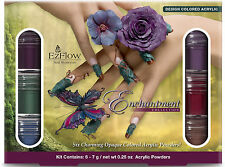 EzFlow Design Colored Acrylic Enchantment Collection - 6 pieces (42572)