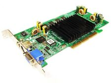 Medion GeForce3 Ti200 64MB VGA S-Video Composite TV-Out AGP Video Card MS-8838