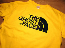 GHOSTFACE KILLAH Ghost Face Adult L T-Shirt North supreme ironman lp wu-tang GFK