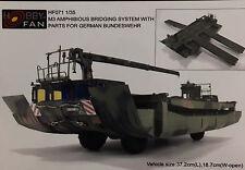 HOBBY FAN - 1/35 M3 Amphibious Bridging system  (Resin Kit) - HF071