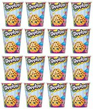 Shopkins Kooky Cookie (16ct) 9oz. Paper Cups Kids Birthday Party Favors Supplies