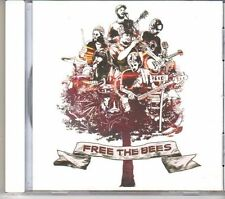 (DX50) The Bees, Free The Bees - 2004 CD