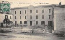 CPA 33 SAINT FOY LA GRANDE LE NOUVEL HOPITAL HOSPICE