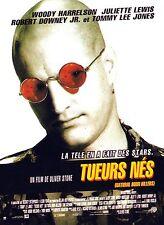 Affiche 40x60cm TUEURS NÉS /NATURAL BORN KILLERS (1994) Oliver Stone TBE