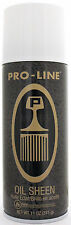 PRO-LINE HAIR OIL SHEEN SPRAY 11 OZ.