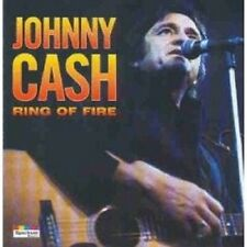 "JOHNNY CASH ""RING OF FIRE"" CD 18 TRACKS NEU"