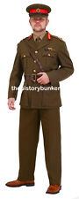 WW2 British Army Staff officers service dress uniform - made to order