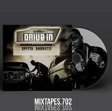 Curren$y - The Drive In Theatre Mixtape (Full Artwork CD/Front/Back Cover)