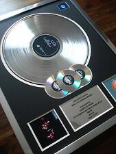DEPECHE MODE VIOLATOR MULTI PLATINUM DISC RECORD AWARD