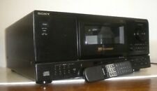 Sony CDP-CX153 Compact Disc 100 CD Changer Player ~ No Remote ~ Needs Repair
