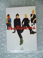 Publicity Photo- FOO FIGHTERS; The Colour & the Shape (Parlophone) (10x7.5 cm)