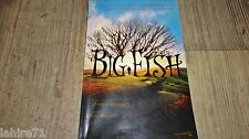 BIG FISH  ! tim burton dossier presse scenario cinema fantastique