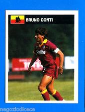 [VS] CAMPIONI & CAMPIONATO 90/91-Figurina n. 318 - CONTI - ROMA -New