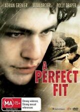 A Perfect Fit (DVD, 2007)EX-RENTAL,DISC ONLY,CAN POST 4 FOR $1.40
