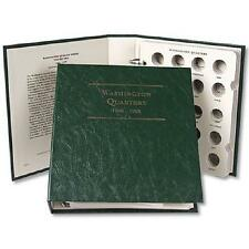 Littleton Coin Album LCA15 Washington Quarter 1968-1998 Album Volume #2