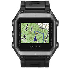 New Genuine Garmin Epix Multisport Smart Watch GPS TOPO Europe Maps - Black