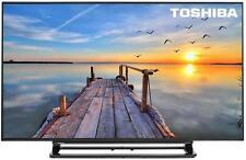 Toshiba 48U7653DB 48 Inch 4K Ultra HD Freeview HD 3D Smart Wi-Fi LED TV