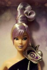 Barbie Sterling Silver Rose Bob Mackie Collection For Avon
