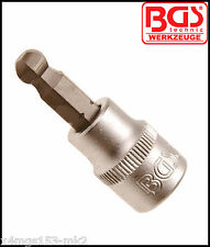 "BGS - 3/8"" - Internal Hex, Allen Key - 8 mm Ball Ended, Socket Bit - Pro  - 5115"