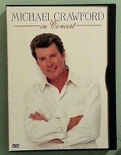 MICHAEL CRAWFORD IN CONCERT   DVD