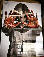 Large Original BRING ME THE HORIZON Oli Sykes POSTER 30x22 in/ 76x55 cm @NEW@