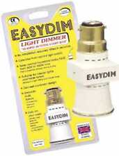 EASYDIM Plug in Light Dimmer Adapter No Dimmer Switch needed Night lamp UK Stock