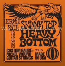 ERNIE BALL 2215 Skinny Top Heavy Bottom SLINKY NICHEL ARROTOLATE guitar Strings