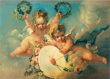 Francois Boucher Love Target Oil Painting repro