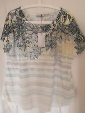 PER UNA TOP SIZE 18 NEW WITH TAGS