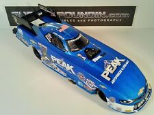 ALL NEW BODY! 2016 John Force PEAK ANTI FREEZE NHRA Camaro SS Funny Car 1/24